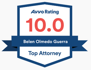 Avvo 10.0 Rating Award Badge