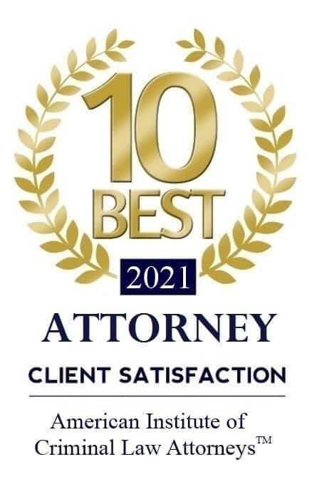 2021 Best attorney american institute of criminal law attorneys